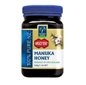 Manuka Med Mgo 550+, 250g Ili 500g Kod Lakših I Težih Infekcija, Za Imunitet 500+ 500g