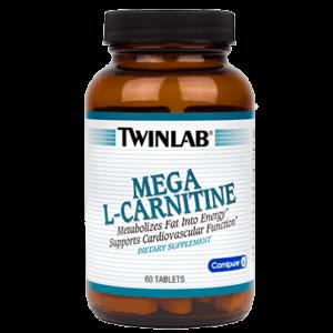 Twinlab Mega L Karnitin 60 Tableta