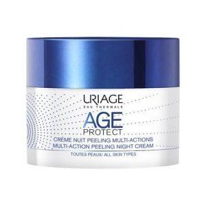 Uriage Age Protect Multi Action Peeling Noćna Krema 50 Ml