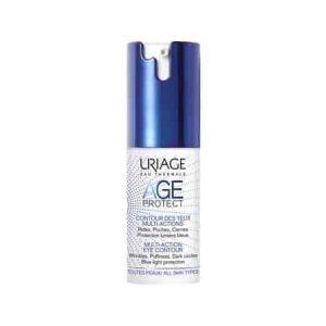 Uriage Age Protect Multi Action Krema Za Područje Oko Očiju Protiv Znakova Starenja Kože 15ml