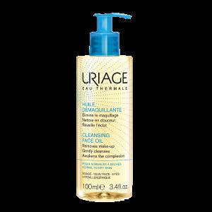 Uriage Eau Thermale Ulje Za Čišćenje Lica 100 Ml Za Normalnu Do Suhu Kožu, Za Lice I Oči