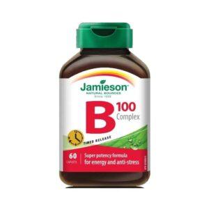 Jamieson B Kompleks Tablete S Produljenim Oslobadanjem