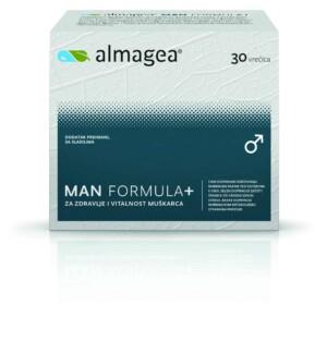 Almagea® Man Formula+, 30 Vrećica, Za Zdravlje I Vitalnost Muškarca