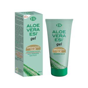 Esi Aloe Vera Gel S Uljem Argana, 100ml, Smanjuje Ožiljke I Strije