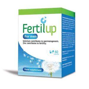 Fertilup Za Muškarce, 60 Kapsula, Za Plodnost I Uravnoteženost Hormona