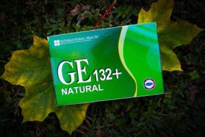Ge132+ 2