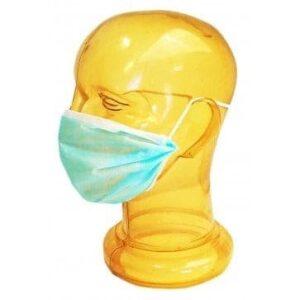 Maske Za Lice Dvoslojne Jedokratne 50 Komada 2