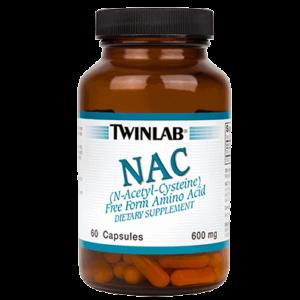 Nac – N Acetilcistein 600mg 60 Kapsula