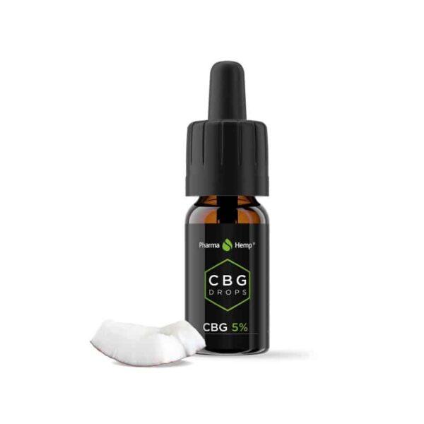Pharmahemp Cbd Kapi 5% 10ml 1