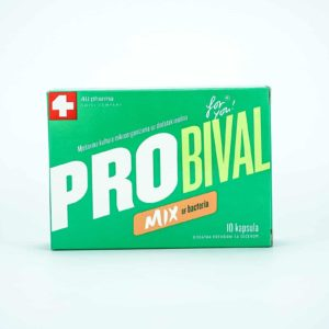Probival Synbiotic Probiotik