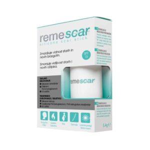 Remescar Silikonski Stick Za Ožiljke 4,5 G 1