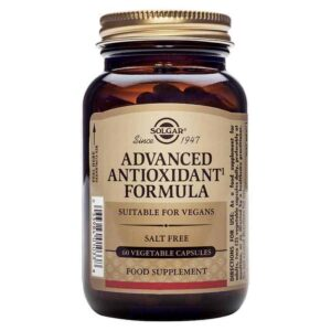 Solgar Advanced Antioxidant Formula 60 Kapsula