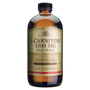 Solgar L Carnitine 1500mg