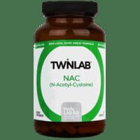 Twinlab Nac N Acetilcistein, 600mg, 60 Kapsula