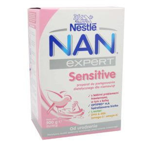 Nan Expert Sensitive