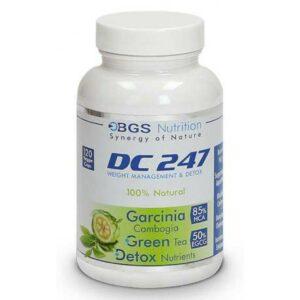 Dc247 120 Kapsula Za Mršavljenje I Detoksikaciju