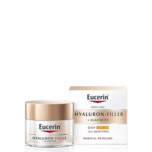 Eucerin Hyaluron Filler+ Elasticity Dnevna Krema Spf 30 50ml