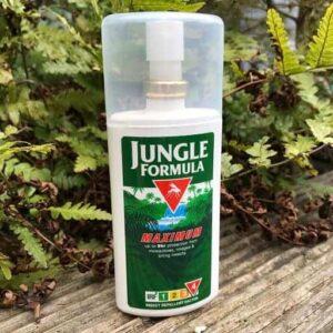 Jungle Formula Maximum Sprej Protiv Komaraca 75ml 2