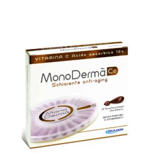 Monoderma C10 Vitamin C Za Lice, Pripravak Za Posvjetljivanje I Protiv Starenja Kože 28 Kapsula