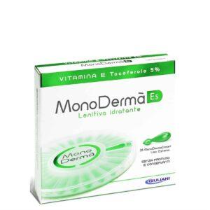 Monoderma E5 Vitamin E Za Lice, Umirujuća Hidratacija 28 Kapsula