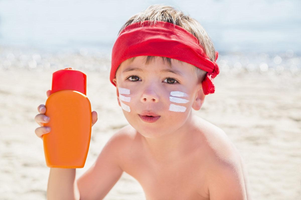 Zaštita Od Sunca, Za Velike I Male Shutterstock 480121927