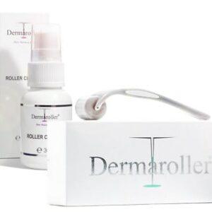 Dermaroller Hc903 0.2mm + Čistač 30ml 192 Mikroigle Za Stvaranje Kolagena I Anti Aging Tretman 4