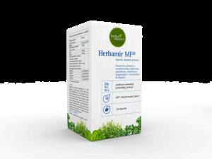 Herba Croatica Herbamir Mf® (mediteranski Faktor) 30 Kapsula Za Smanjenje Umora I Stresa