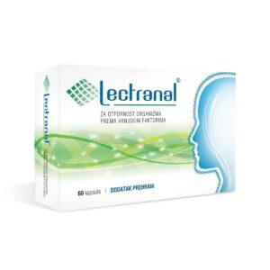 Lectranal® 60 Kapsula Ili Lectranal® Acute 20 Kapsula Za Otpornost Organizma Od Vanjskih Činitelja 1