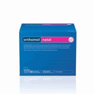 Orthomol Natal® 30 Kapsula Važni Nutrijenti Za Razvoj Djeteta Tijekom I Prije Trudnoće