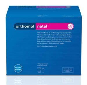 Orthomol Natal, 30 Kapsula, Važni Nutrijenti Za Razvoj Djeteta Tijekom I Prije Trudnoće