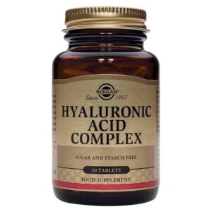 Solgar Hyaluronic Acid Complex 30 Tableta