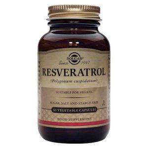 Solgar Resveratrol 60 Kapsula Za Zaštitu Krvnih Žila I Srca