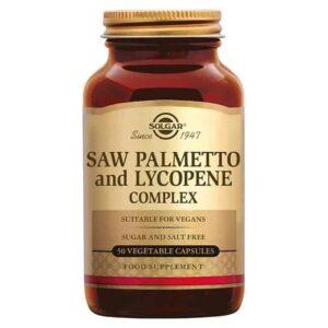 Solgar Saw Palmetto 50 Kapsula Za Plodnost, Razinu Testosterona I Normalne Urinarne Funkcije