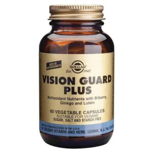 Solgar Vision Guard Plus 60 Kapsula