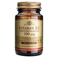 Solgar Vitamin K1 100 μg