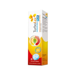 Turbolax Plus 15 Šumećih Tableta Kod Neredovite Probave