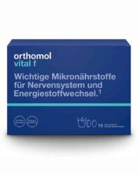 Orthomol Vital F 15 Naranca Prah Tableta Kapsula 1