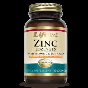 Lifetime Cink, Vitamin C I Echinacea, 60 Tableta Za Žvakanje