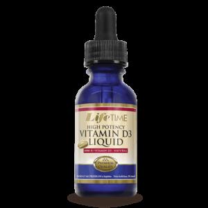 Lifetime Vitamin D3 Kapi, 29,4 Ml, 500% Preporučenog Dnevnog Unosa