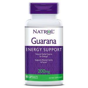 Natrol Guarana 200 Mg 90 Kapsula Prirodan Izvor Energije