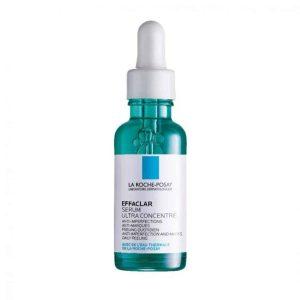 La Roche Posay Effaclar Ultra Koncentrirani Serum, 30ml Salicilna, Lipohidroksilna I Glikolna Kiselina
