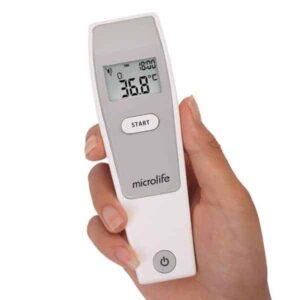 Microlife Beskontaktni Toplomjer Za Čelo Nc150 1