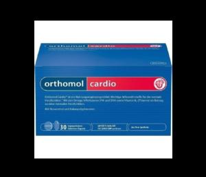 Orthomol Cardio, 30 Dnevnih Doza, Kod Kardiovaskularnih Bolesti