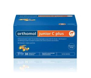 Orthomol Junior C Plus
