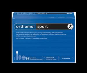 Orthomol Sport, 30 Dnevnih Doza, Za Brži Sportski Oporavak