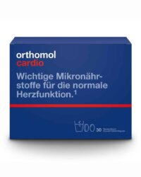 Orthomol Cardio 30 Prah Tableta Kapsule