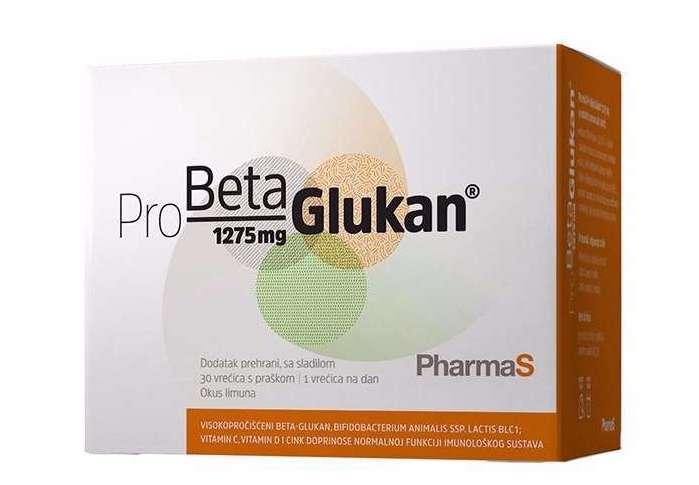 Pharmas Beta Glukan