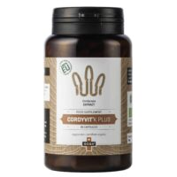 Goba, Cordyvit K Plus, 90 Kapsula, Tisućljetni Antioksidans