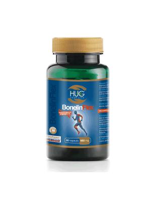 Hug Boneline Flex, 60 Kapsula, Glukozamin Sulfat, Msm, Vitamin D3
