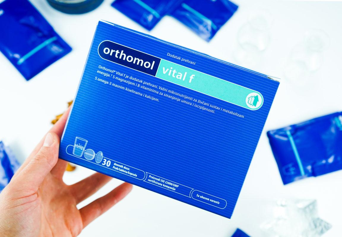 Orthomol Vital F Iskustva Testiranje 2